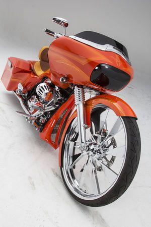 Gone in 30 Seconds   2008 Road Glide   Hot Bike