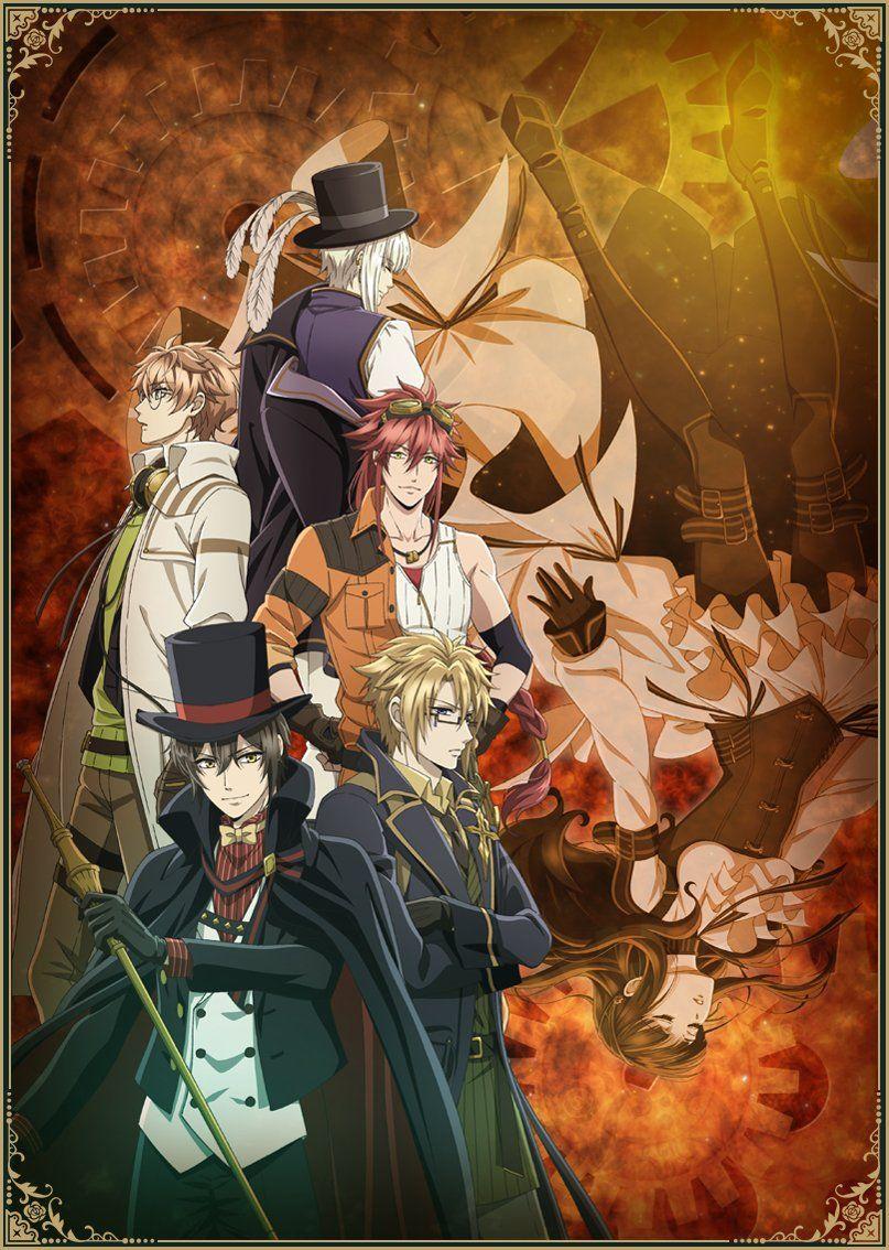 Blog Is War No Twitter El Anime Code Realize Contara Con Un