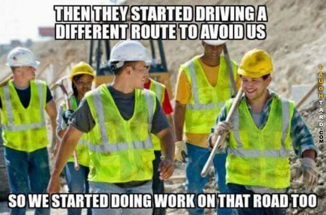 Construction Logic | Funny Pictures | Pinterest ...