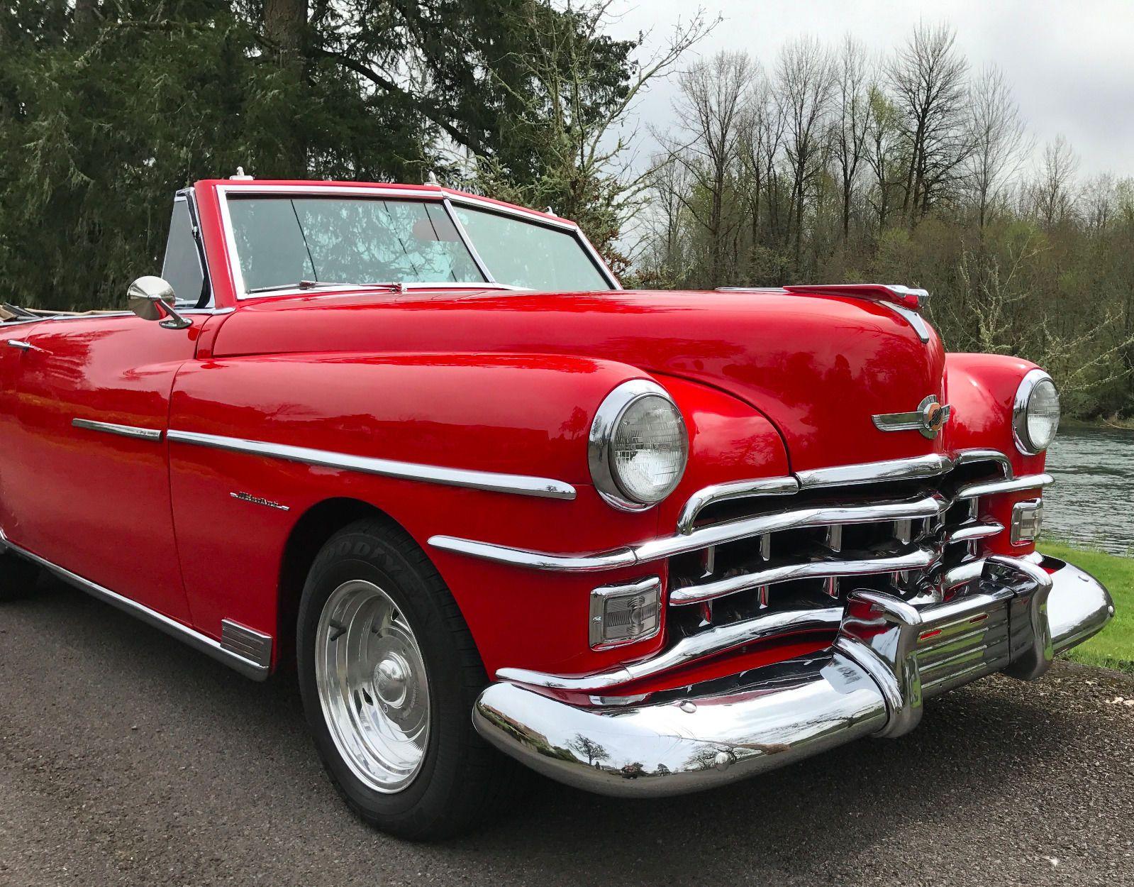 1950 Chrysler Windsor | Motor car, Mopar and Cars
