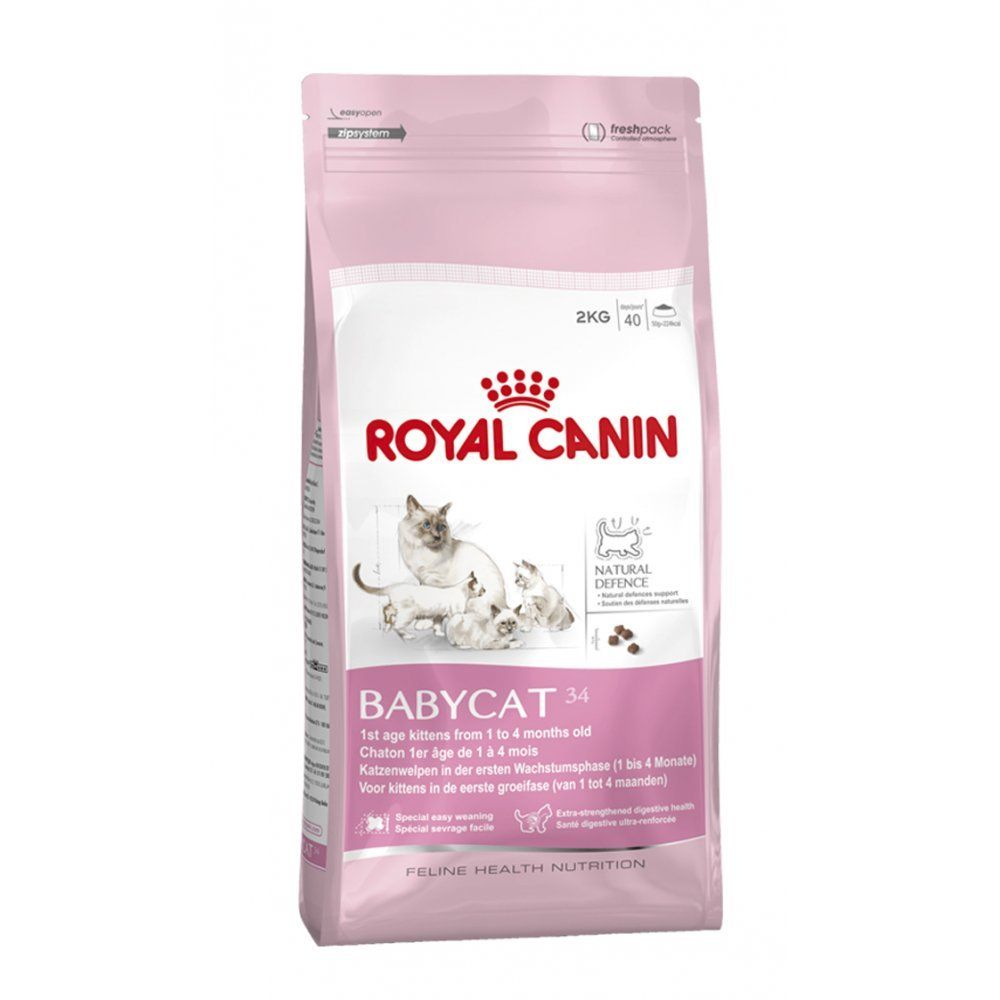 Royal Canin Babycat 34 Complete Kitten Cat Dry Food 2kg Thanks A Lot For Having Viewed Our Photo This Is Ou Royal Canin Dog Food Wellness Cat Food Cat Food