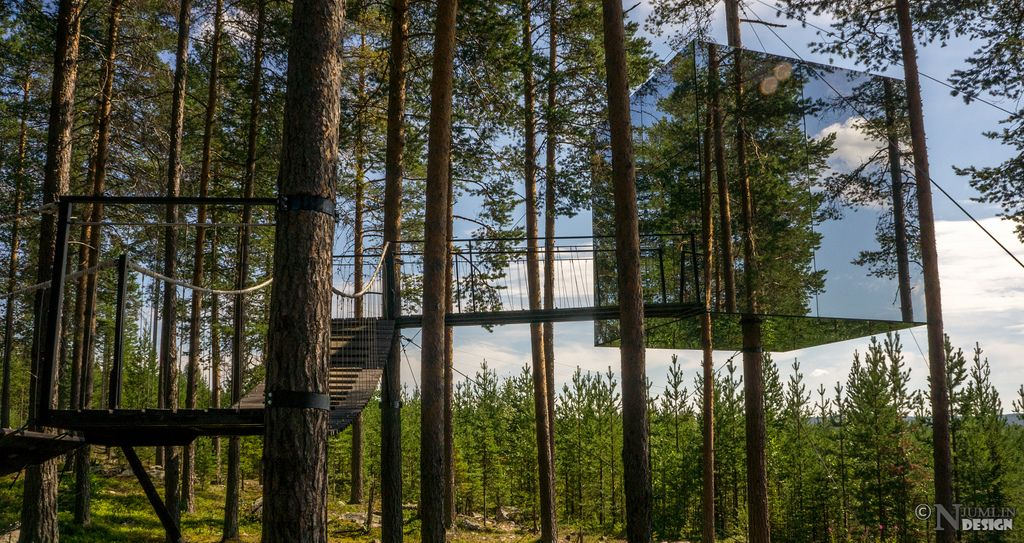 Treehotel Harads, Sweden   Google Search