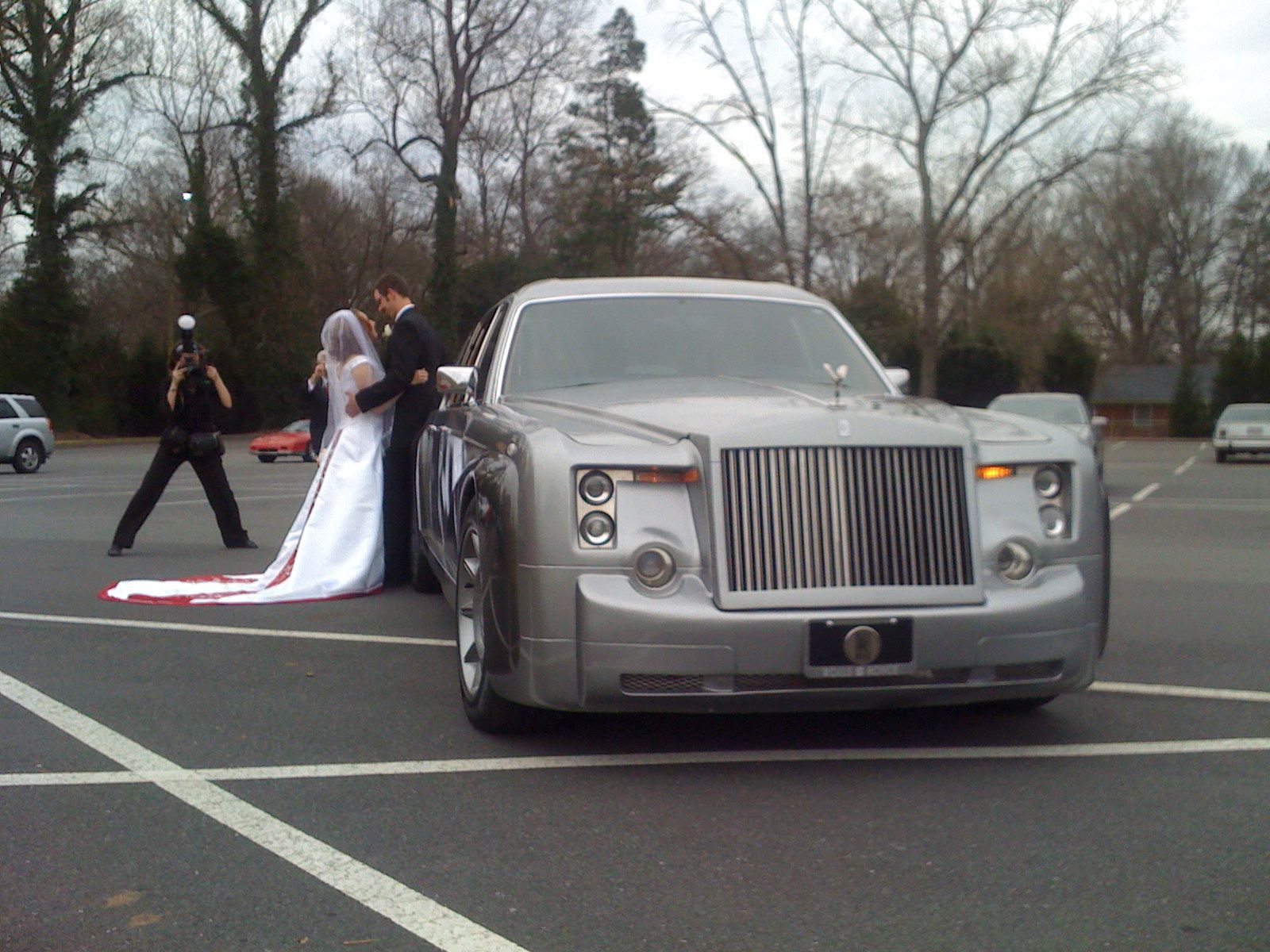 Merveilleux Car Rolls Royce Phantom Limo