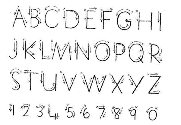 1000+ images about Letter Formation on Pinterest | Handwriting ...