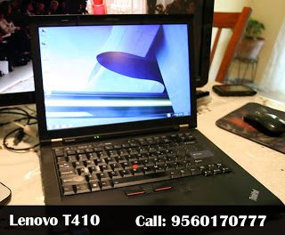 IT Rent: Old Lenovo T410 ThinkPad Laptop on Rent in East De