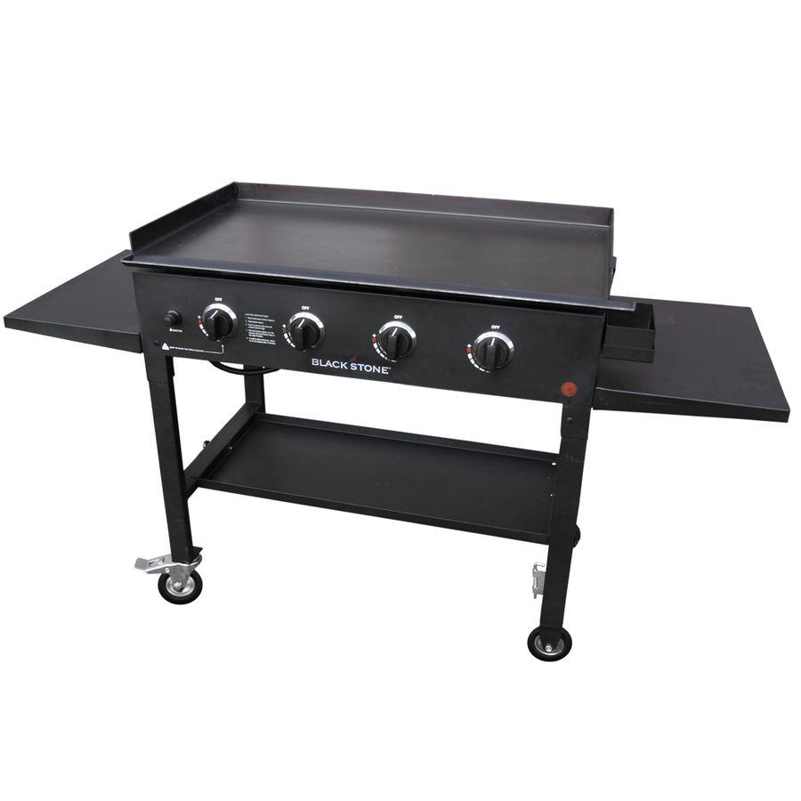 Blackstone 4 Burner 60 000 Btu Liquid Propane Gas Grill Griddle Cooking Outdoor Bbq Grill Propane Gas Grill