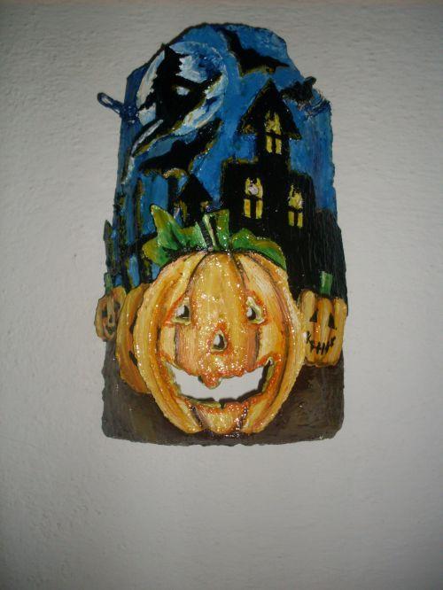tegola halloween