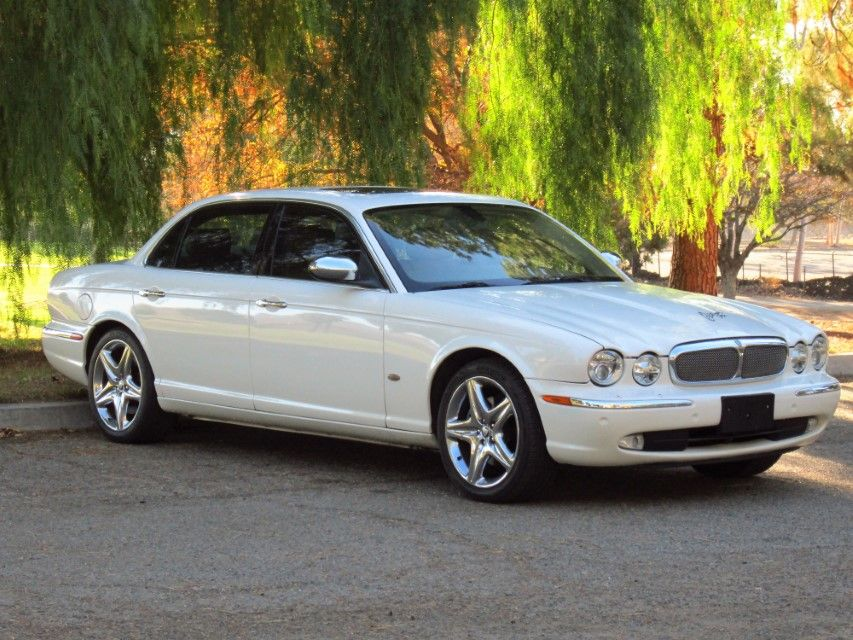 2007 Jaguar Xj8 Vanden Plas 4 2l V8 Rwd 80k Jaguar Used Parts