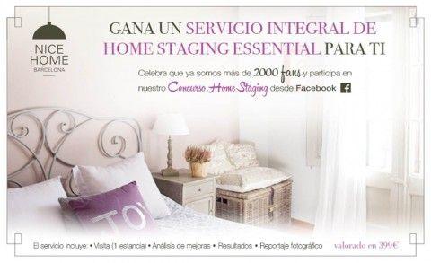 Concurso Home Staging Essential