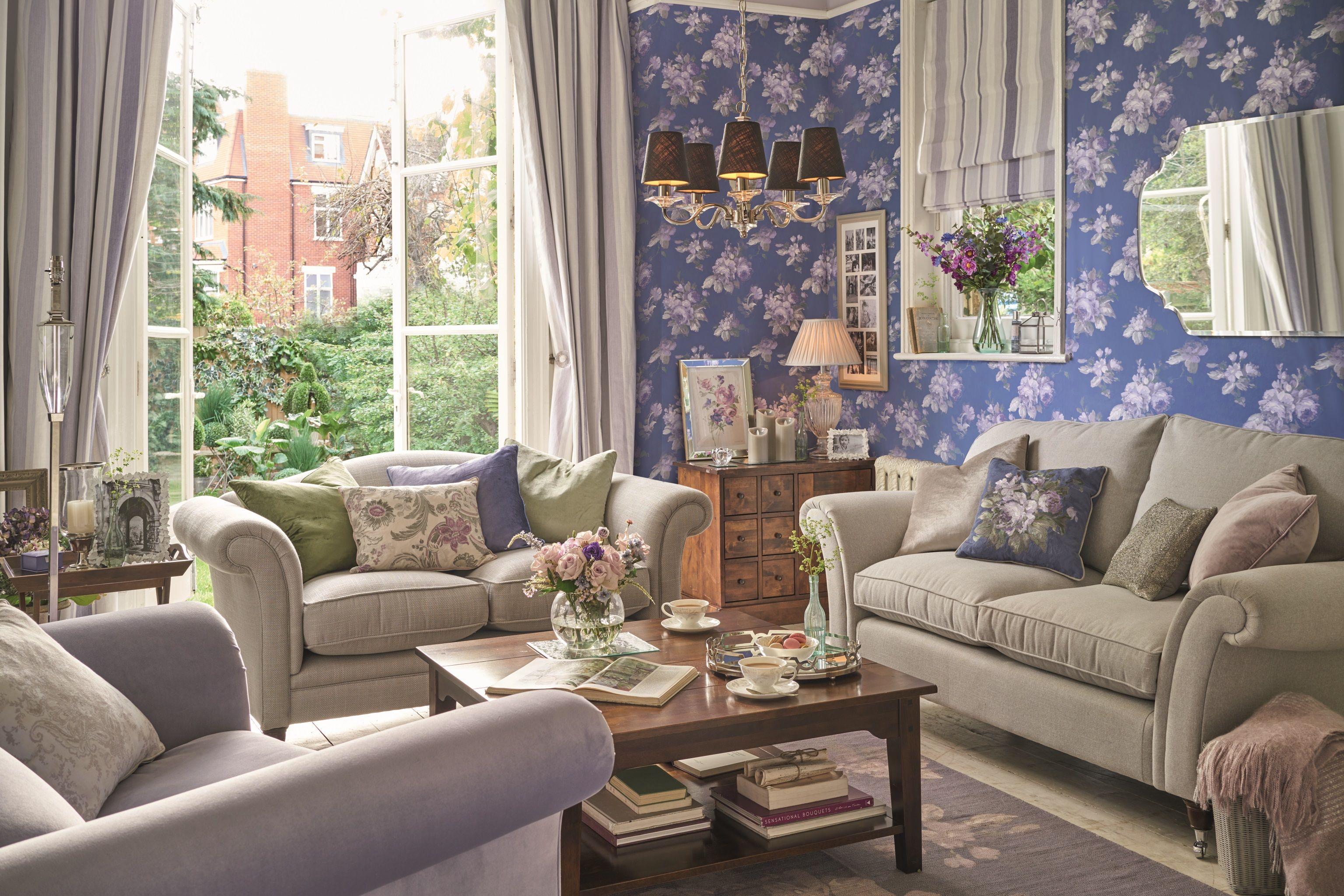 Landhausstil Ideen Für Jedes Zimmer Das Haus Landhaus Möbel Englischer Landhausstil Haus Deko