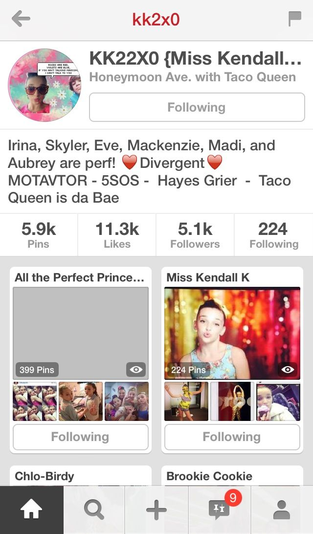 Congrats to da bæ @KK22X0 {Miss Kendall K} ♥ for 5.1k!!!!:) can we get her to 10?xx