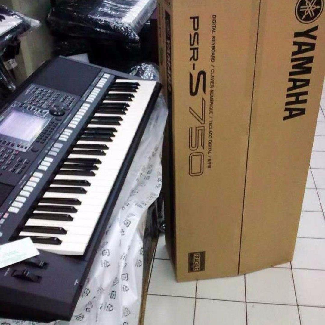Pin Di Yamaha Keyboard