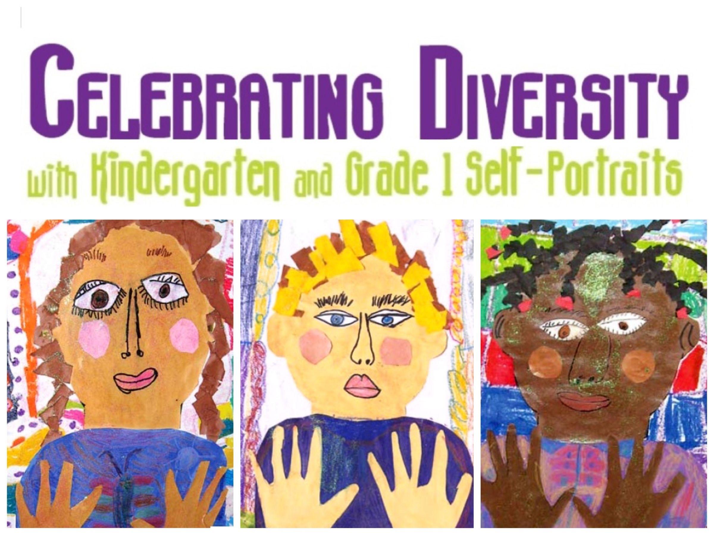 Diversity Art Project Ideas