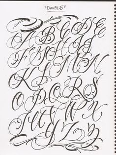 Fancy Letters Graffiti Alphabet And Fonts On Pinterest