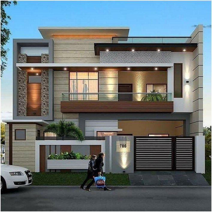Front Elevation Design Ideas From Architects In Jaipur: 25+ Awesome Modern Tiny Houses Design Ideas For Simple And