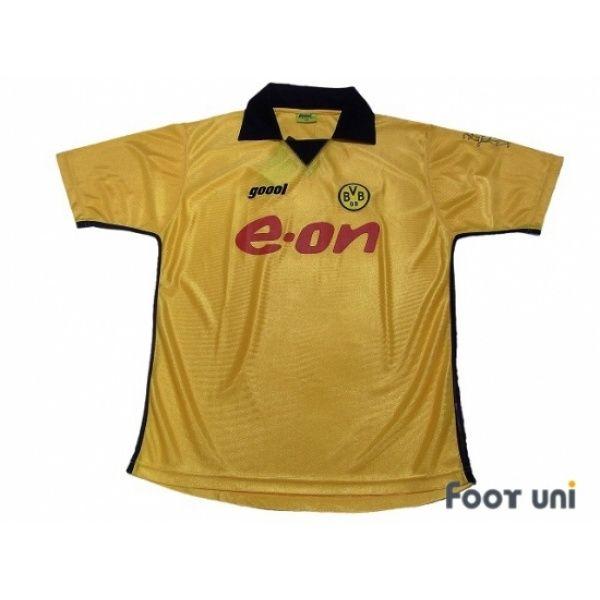 Photo1 Borussia Dortmund 2003 2004 Cup Shirt W Tags Goool Football Shirts Soccer Jerseys Vintage Cla Retro Football Shirts Borussia Dortmund Football Shirts
