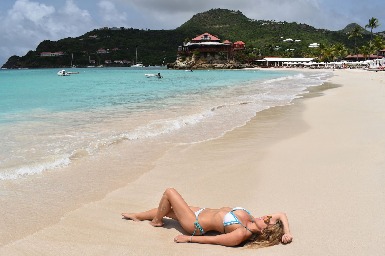 PARADISE FOUND AT HOTEL EMERAUDE PLAGE IN ST BARTHS | St. Barth\'s ...