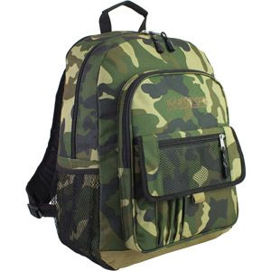 "eastsport round printed 17.5"" backpack"