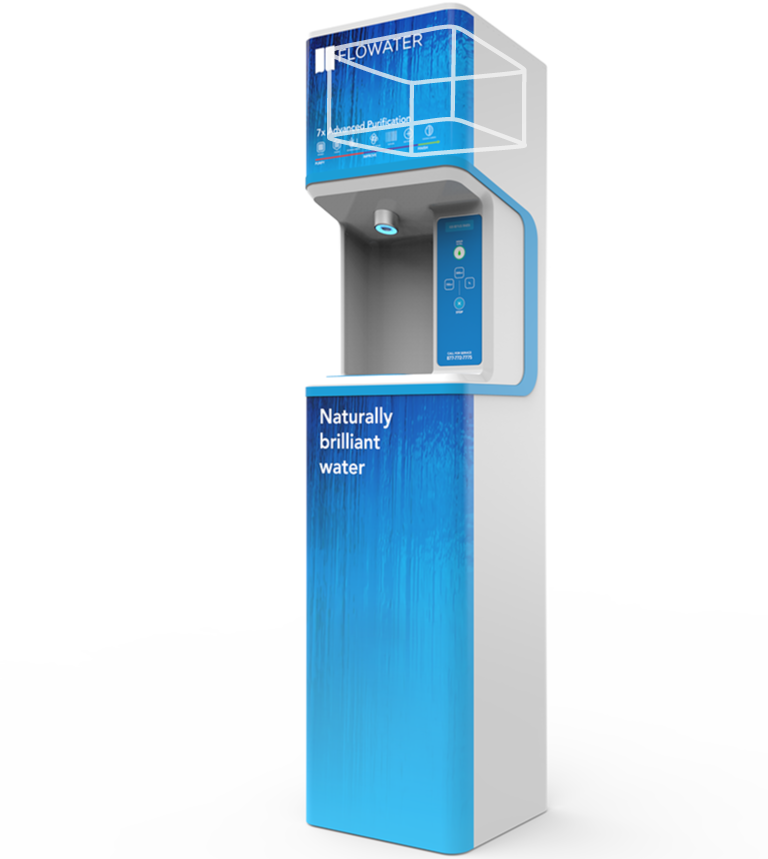 Water Refilling Station Filtered Water Dispenser With Images