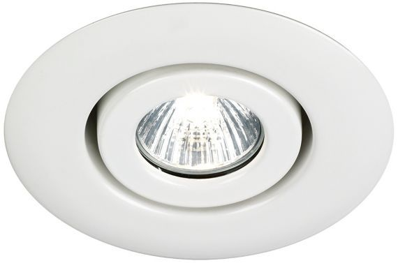 36 99 White Gimbal 4 Inch W Juno Recessed Light Trim