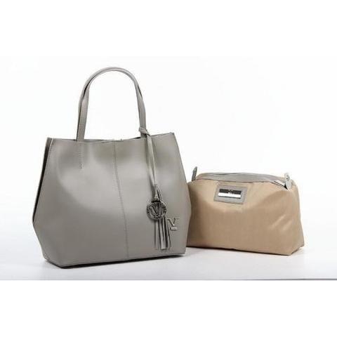 b6e0aca62c Versace 19.69 Abbigliamento Sportivo Srl ladies handbag V002 RUGA BEIGE -  Beauty N Fashion   More - 1