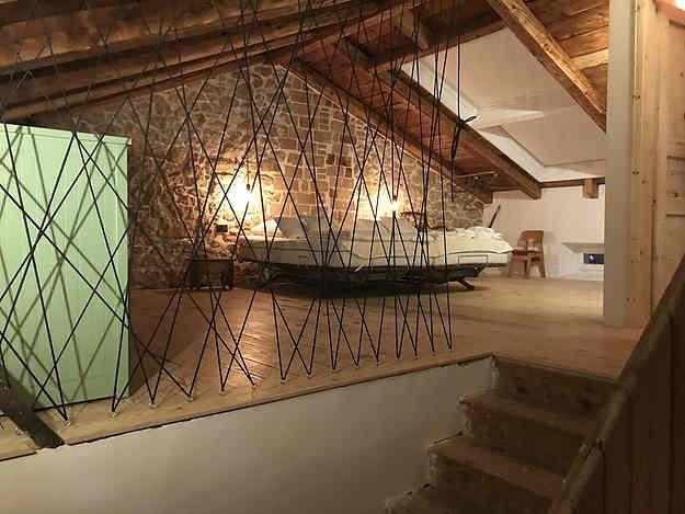 Ferienhaus Kroatien am Meer in Krk Dachgeschoss