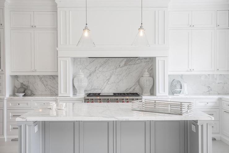 Best Colour My Kitchen Grey Kitchen Island Gray White 400 x 300