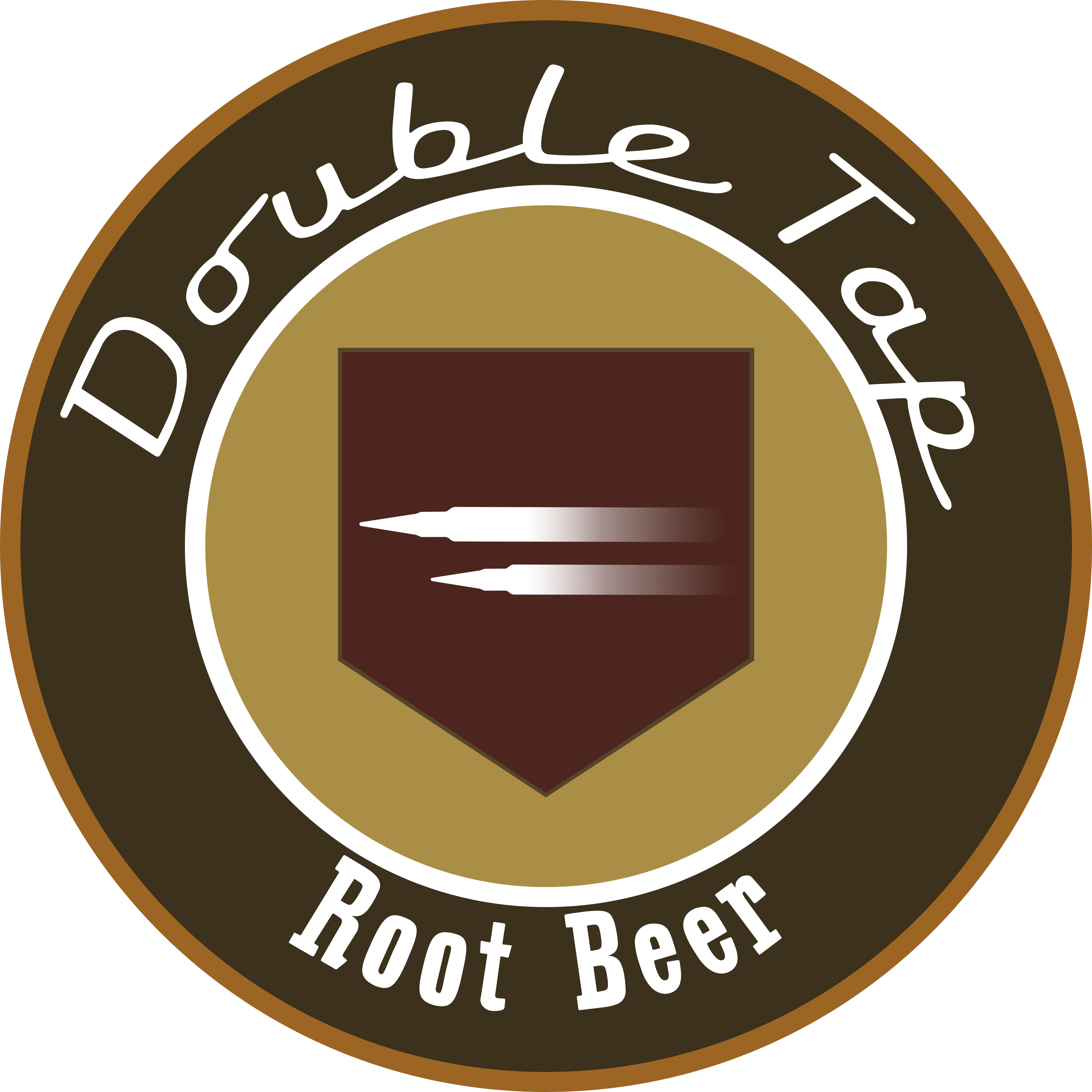 Double Tap Root Beer Logo from Treyarch zombies (3000x3000