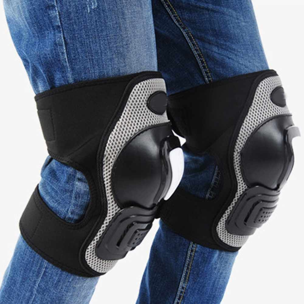 Protective Pads Motorcycle Racing Adults Knee Pad Guard Knee Elbow Gear