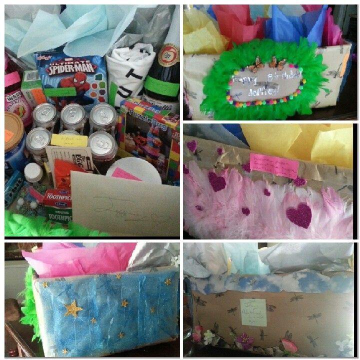 18th Birthday Adult Survival Kit. Includes Cute Ideas Such