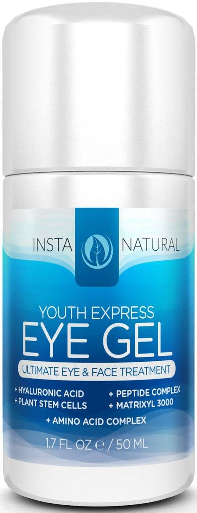 Eye Cream For Dark Circles, Puffiness, Wrinkles & Bags - 1.7 OZ - Best Under Eye Gel Treatment Solution For Eye Bags, Crows Feet, Dry Skin, Fine Lines & Sagging Eyes