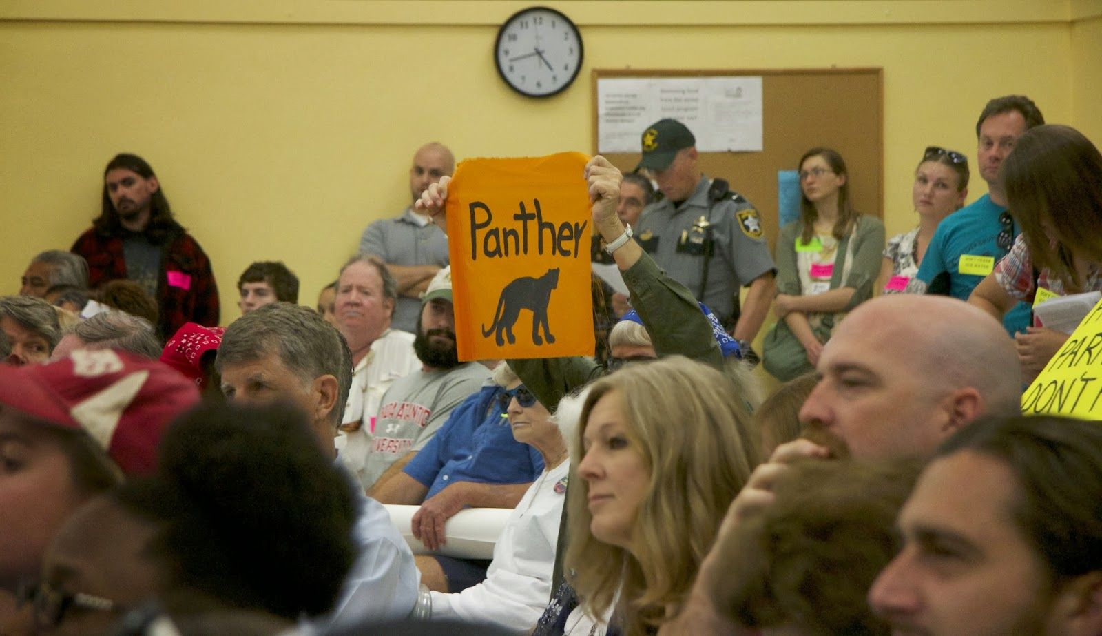 Sierra Club Florida News: Victory for Panther Habitat as Oil Driller Leaves Florida