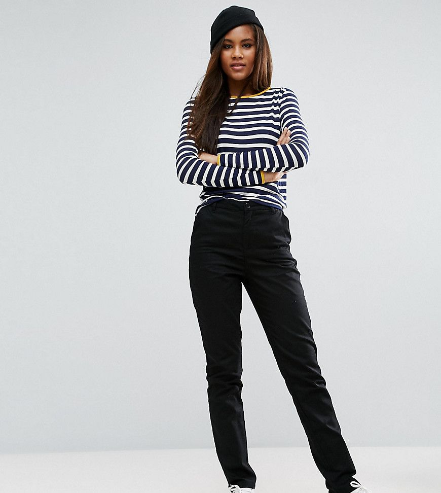 Asos tall chino pants black products pinterest products asos tall chino pants black ombrellifo Images