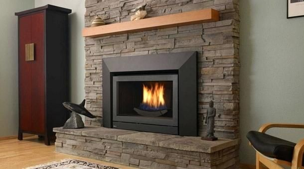 Gas Kamin Nachrusten Gaskamin Gaskamin Gas Fireplace Fireplace