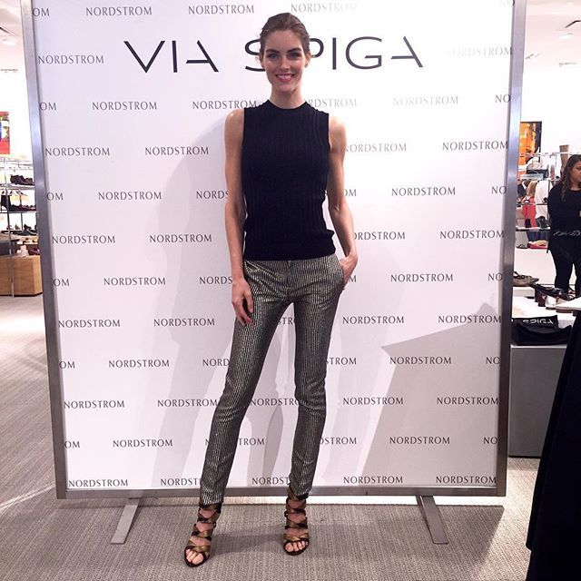 Taking over @viaspiga Instagram today, follow me over there as we launch the Fall collection at Nordstrom in Chicago!!