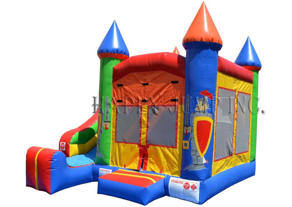 Crazy About Inflatables and Games: Happy Jumps Awesome Inflatable Combo
