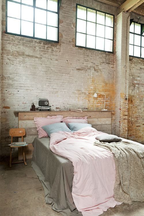 Check Out 20 Industrial Bedroom Designs. Industrial Bedroom Design Is An  Urban Signature That Combines Simplicity And Authenticity.