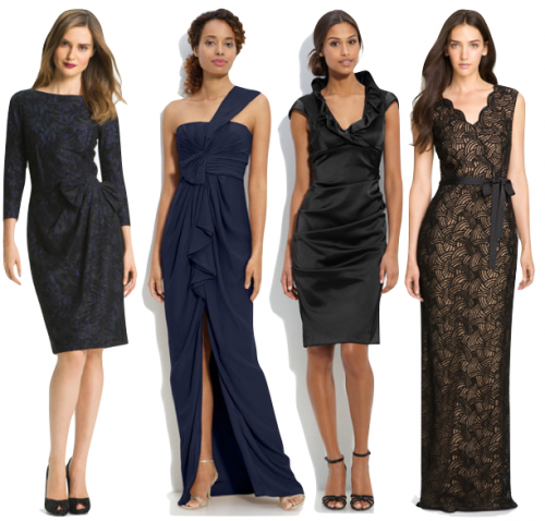 Modern And Classy Mother Of The Bride (MOB) Dresses