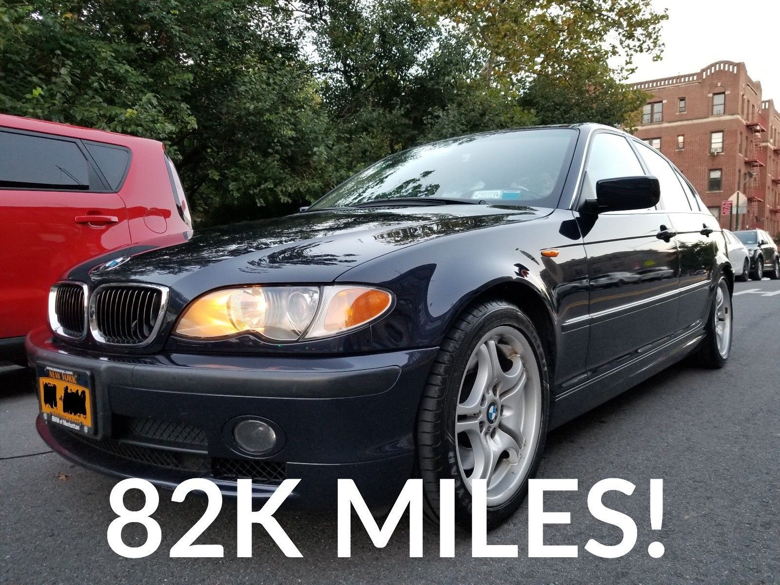 2002 bmw 330i sport package