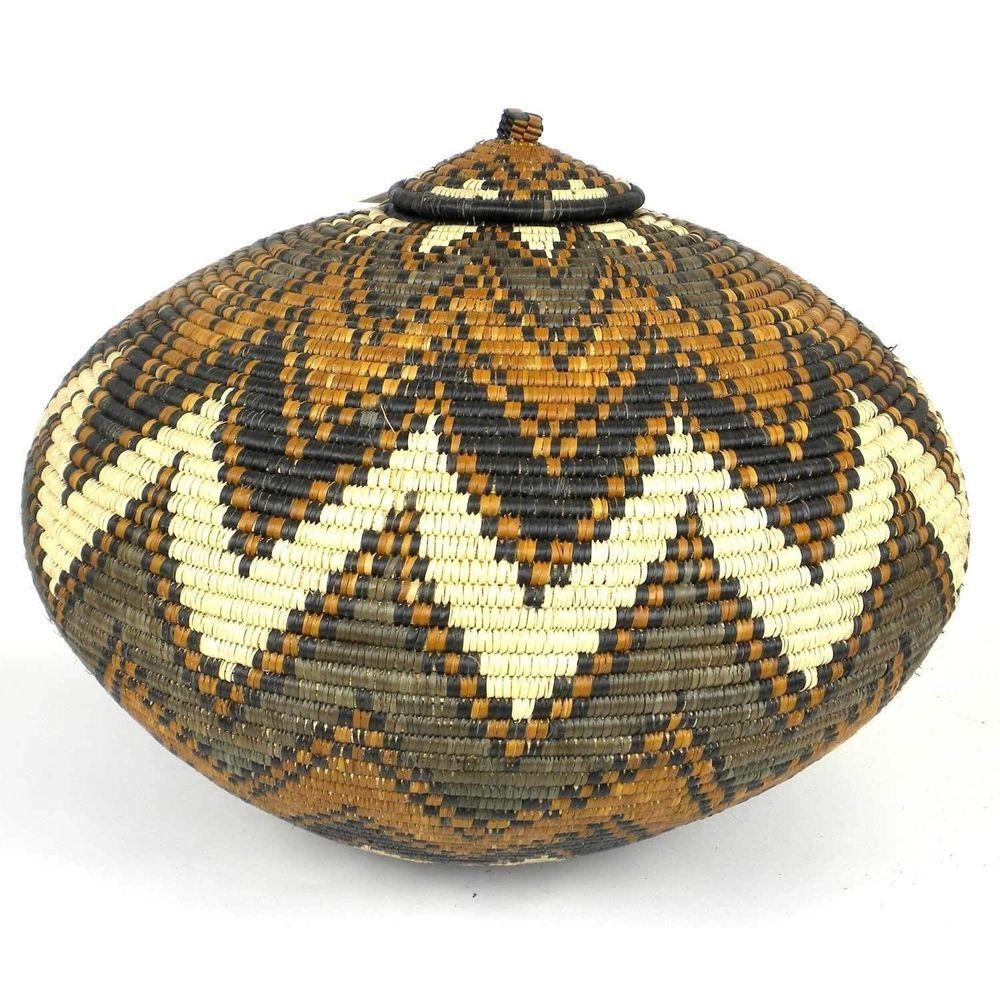 Traditional Nigerian Wedding Gifts: Handmade S Africa Zulu Ukhamba Beer Wedding Gift African