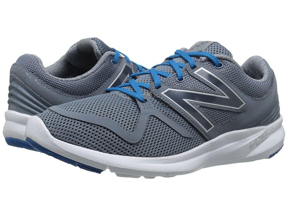 4039fcf9d9 NEW BALANCE NEW BALANCE - VAZEE COAST (GREY/BLUE) MEN'S RUNNING ...