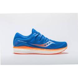 Photo of Saucony Herren Laufschuhe Triumph Iso 5, Größe 44 ½ In Blue / Orange, Größe 44 ½ In Blue / Orange Sa