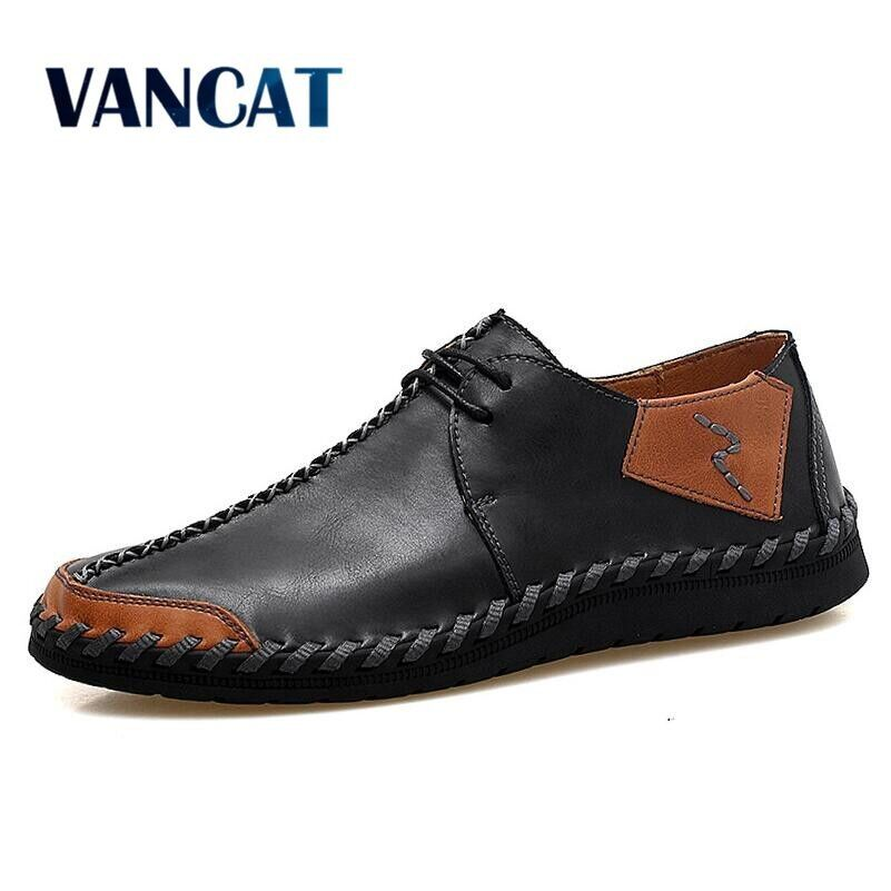 Leather shoe laces, Mens casual shoes