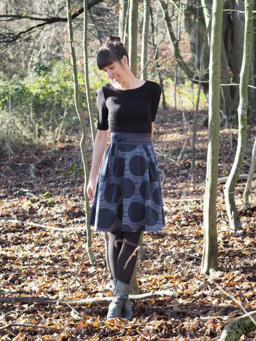 Schnittmuster kleid IVORY Evlis Needle 1 | Nähen | Pinterest ...