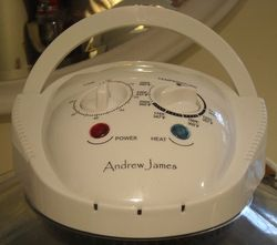 Andrew James premium halogen oven