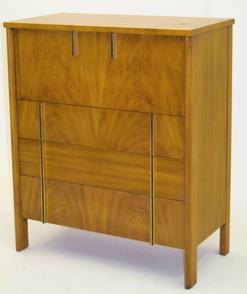 Best Widdicomb Tallboy Dresser Vintage Mid Century Modern 640 x 480