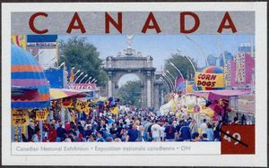 Canadian National Exhibition, Ontario