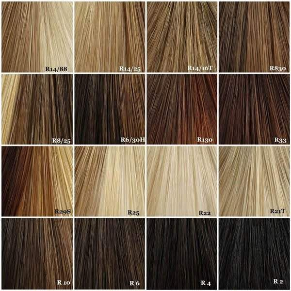 Jessica Simpson Hairdo 22 Straight Hair Extension Clip Dark Brown