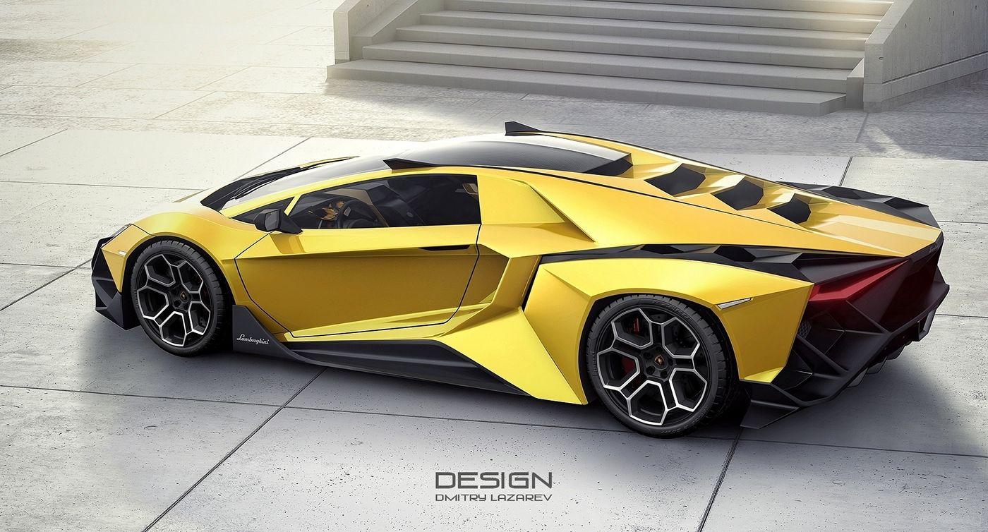 Lamborghini Forsennato Sketches Lamborghini Cars Lamborghini