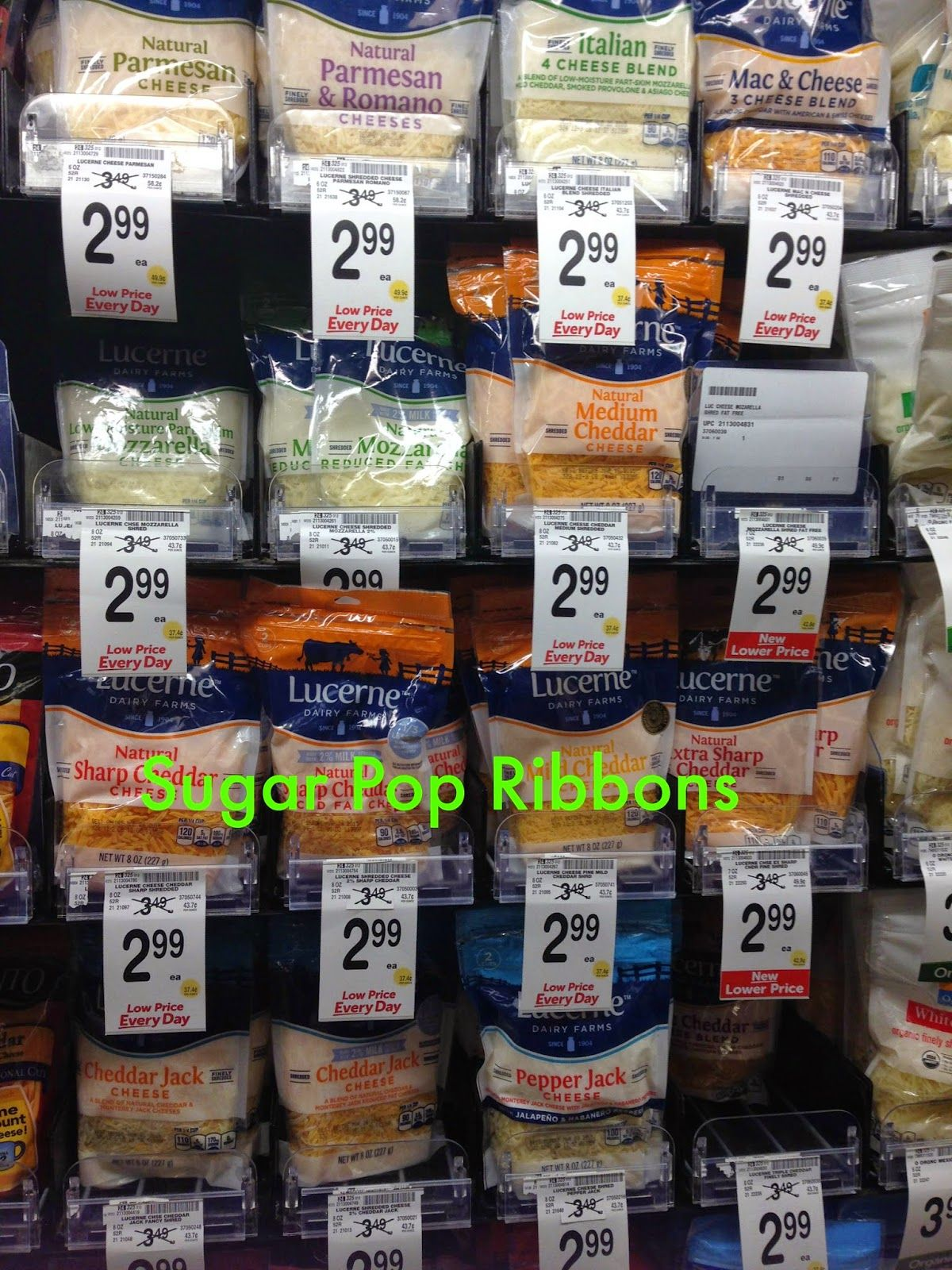 Vons Gift Card Giveaway on Sugar Pop Ribbons - Prize: $110 Vons ...